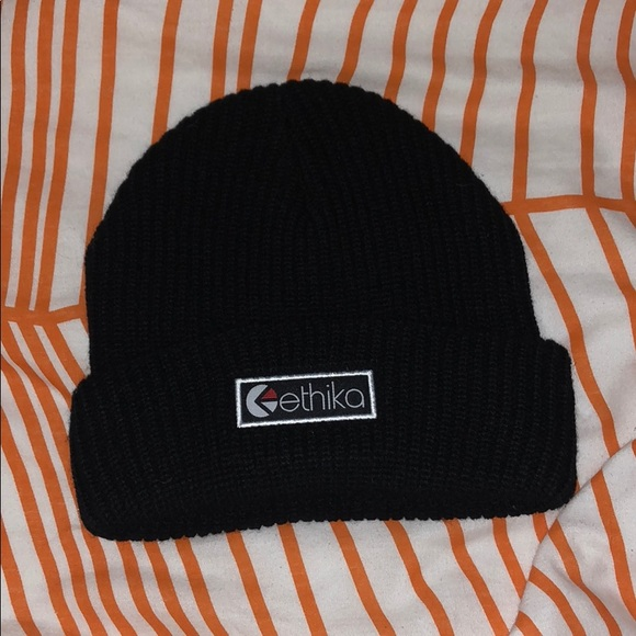 0486059d756 Ethika athlete only beanie   rare   winter hat